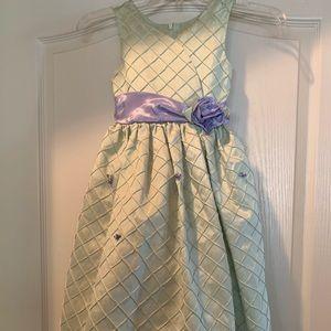 Girls Sunday Dress,